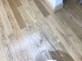 Home Choice Engineered European Oak Wood Flooring, Lacquer Family, 14mm, £28 per pack of 0.99SqM