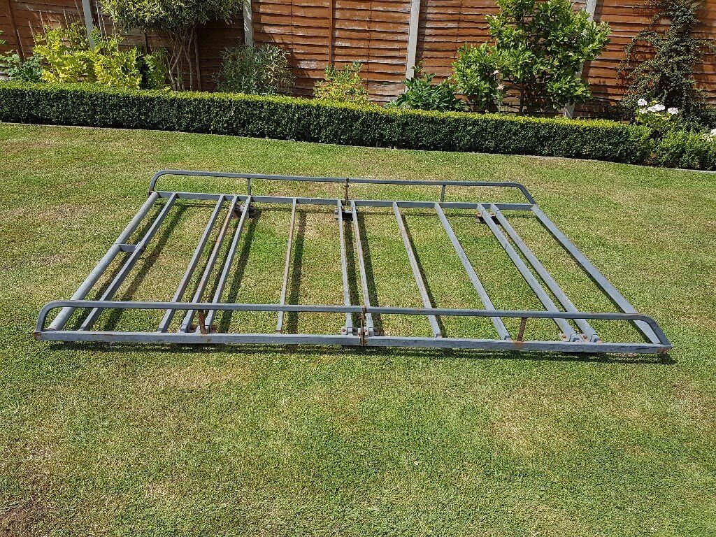 Full roof rack for a Renault Master