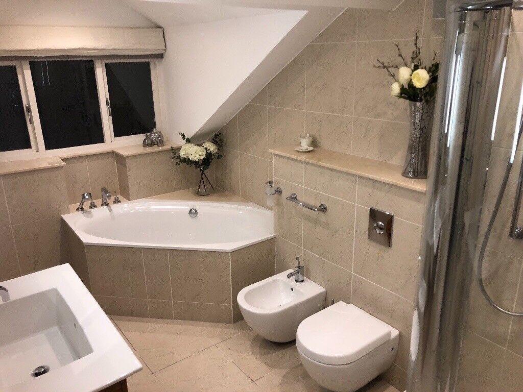 LUXURY Full Bathroom Suite - HUPPE Vileroy & Boch, Hansgrohe, Bath ...