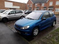 Peugeot 206 1.4hdi , great car, NO offers
