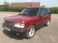 Land Rover range rover dse 2.5 auto