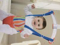 Lindam Jump About Plus baby door bouncer