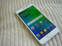 Samsung Galaxy Alpha - White (O2)