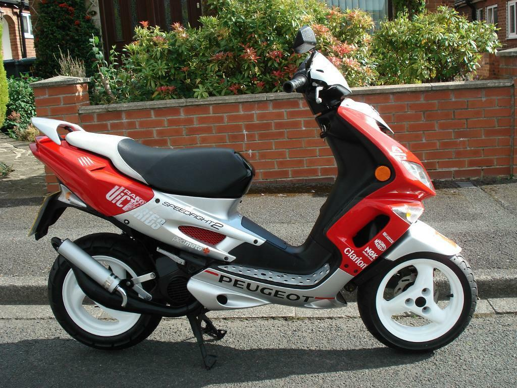 peugeot speedfight 2 50cc 06reg rally victories limited edition in mirfield west yorkshire. Black Bedroom Furniture Sets. Home Design Ideas