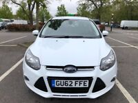 Ford Focus 1.0 Ecoboost Titanium 5DR petrol hatchback.Full Ford service history, very good condition