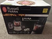 Brand new Russell Hobbs Aura Food Processor