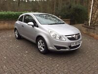 Vauxhall Corsa 1.2 i 16v Breeze 3dr (Low Mileage, Great Condition!)