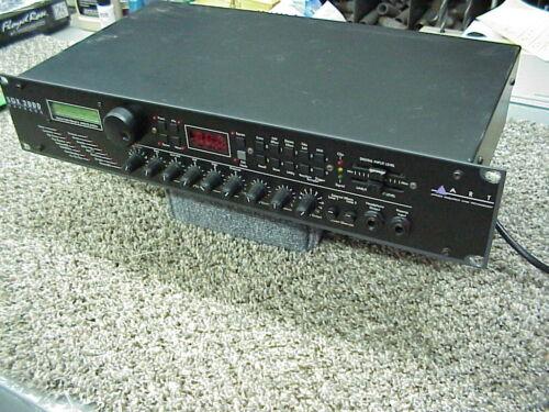 ART SGX 2000 Express Tri Channel Digital Effects w Tube Pre Amp Guitar Processor