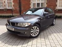 BMW 1 Series 2.0 118d SE 5dr ++ 2 Prv Keeper ++ Immaculate ++ PX WELCOME ++ not 120d 118i 320d 325d