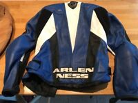 *****NEW ARLEN NESS MOTORCYCLE JACKET RRP £299****