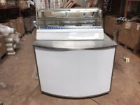 Oven Cooker, Heated Cupboard and Serve Over Display Unit Package