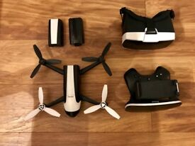 Parrot bebop 2 drone and extras hardly used