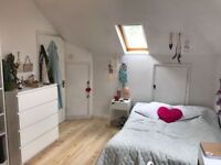 Large Loft Room with Den
