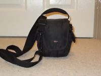 Camera bag by Lowepro