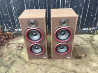Speakers sale jenson b & w £95 each pair