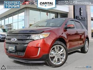 2014 Ford Edge Limited AWD * Sunroof-Nav-Leather*