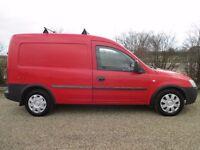 Vauxhall Combo Astra Van - 1.7 Diesel