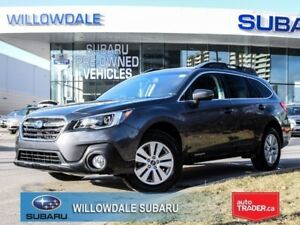 2018 Subaru Outback 2.5i Touring | POWER LIFTGATE| HEATED SEATS