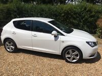 2014 Seat Ibiza, great car, excellent condition, full service history & 40,000 miles
