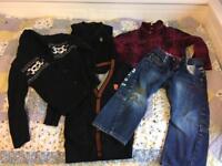 Boys Clothes Bundle- Age 3-4