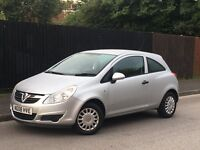 2008 VAUXHALL CORSA 1.2 + LOW 59K MILES + TIMING BELT CHANGED +