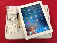 Apple iPad 3 16GB WiFi, White Silver, WARRANTY, NO OFFERS