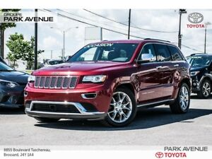 2015 Jeep Grand Cherokee Summit *DIESEL*QUADRA-DRIVE*
