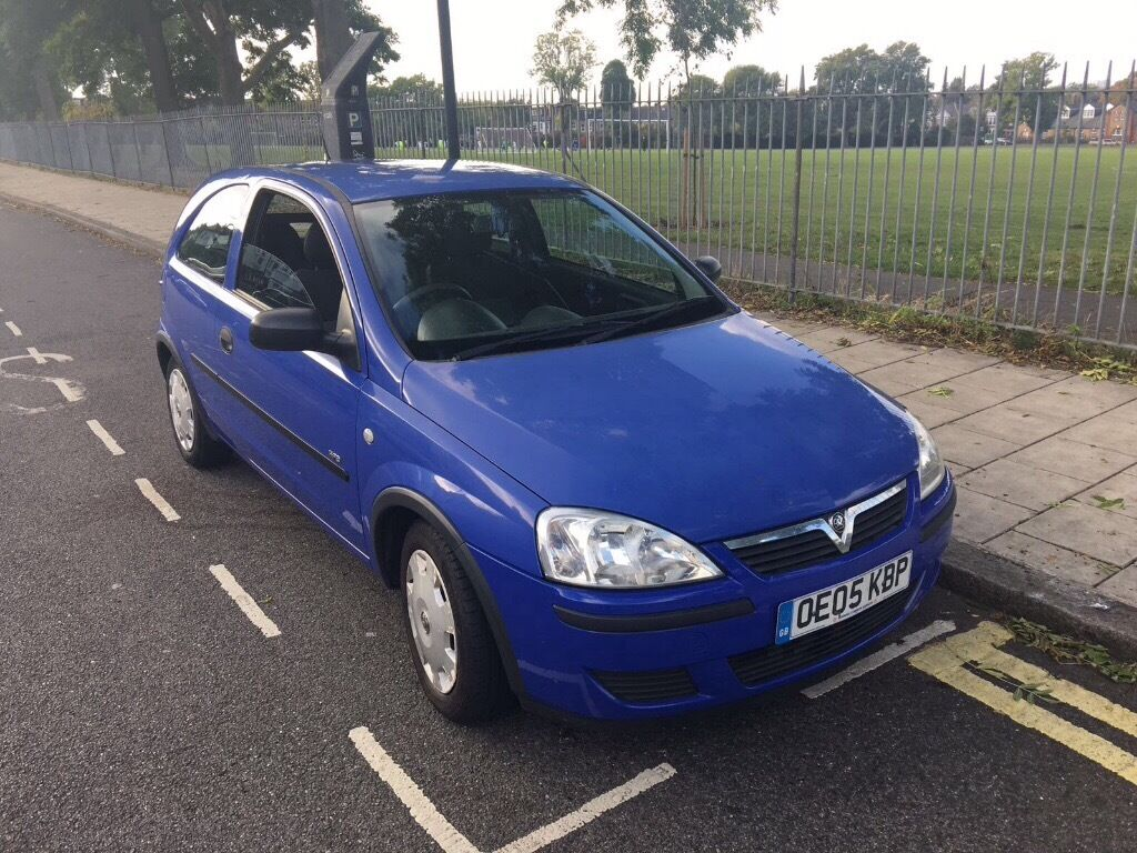 VAUXHALL CORSA LIFE, 1.0 TWINPORT, 2005 (05 PLATE), 5 SPEED MANUAL, FOR SALE