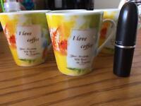 Esspresso cups set