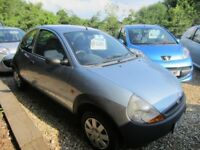 Lovely low mileage Ka only 31800m. Mot Jan 2019, Service History. Very clean, Good colour
