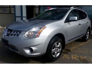 2013 Nissan Rogue S - AWD, ACCIDENT FREE
