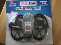 SNOW TRAX