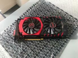 MSI NVIDIA GeForce GTX 980 TI 6GB *Mint Condition*