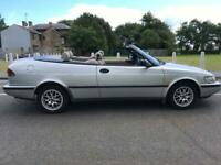 SAAB CONVERTIBLE 900s 54,000 MILES S/HISTORY, used for sale  Benfleet, Essex