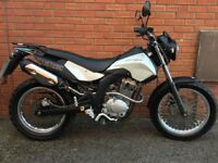 Derbi Senda Cross City 125 2016 3 Months Warranty from Derbi Supermoto 125cc Oxford heated grips