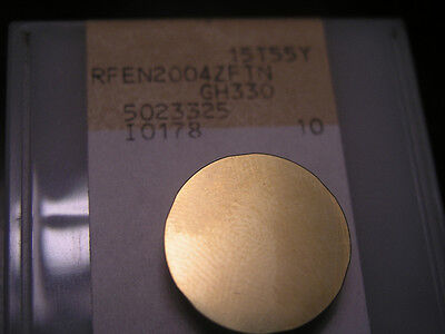 New Tungaloy Rfen2004zftn Grade Gh330 Buy It Now 10 Inserts Free Shipping