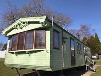 WILLERBY GRANADA - 2 BED/6 BERTH - 2003 - GREEN -SITED IN SNOWDONIA
