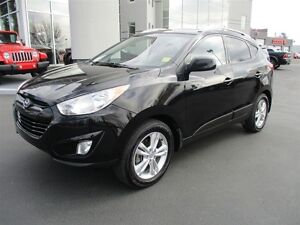 2013 Hyundai Tucson GLS AWD (SPORT HEATED SEATS)