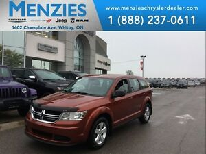 2013 Dodge Journey Canada Value Pkg, Bluetooth, Clean Carproof