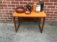 Vintage MCINTOSH Teak Coffee Table Extending Mid Century Retro 60s 70s