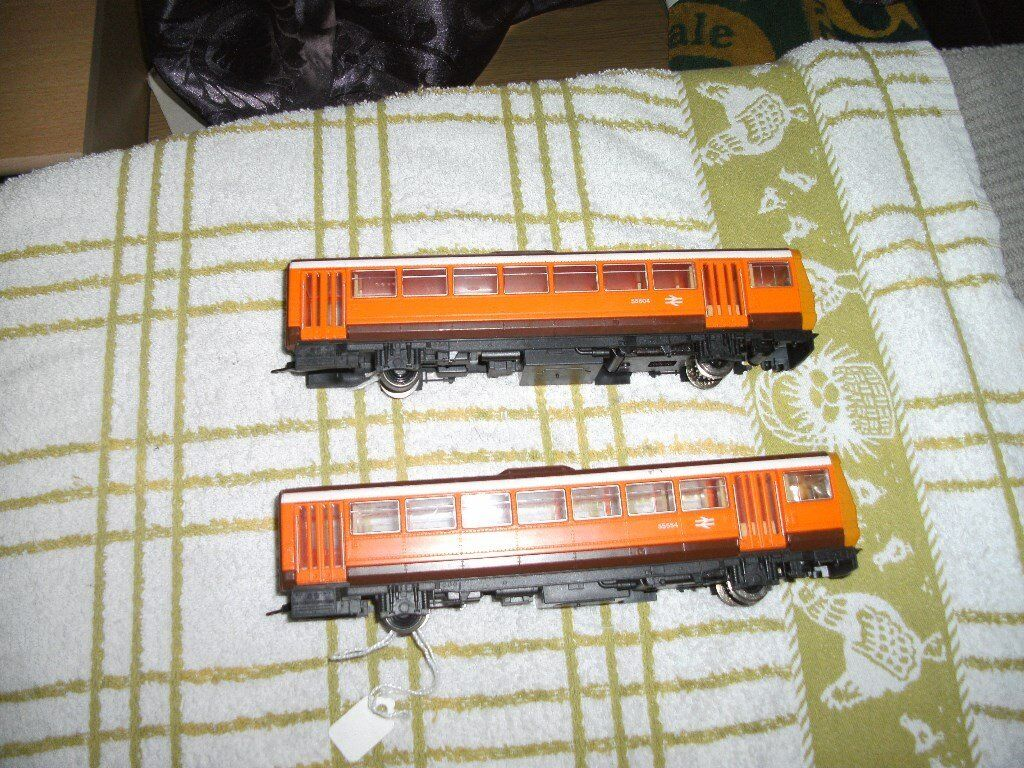 Hornby R297 pacers