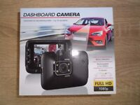 Full HD 1080p Dash Cam Dashboard Camera 106751-– BNIB