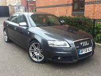 AUDI A6 2.7 TDI s line Le Mans Fully Loaded