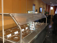 BUFFET MACHINES - SURPLUS TO REQUIREMENTS