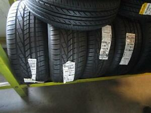SET OF BRAND NEW GOODYEAR TIRES P245/55R17