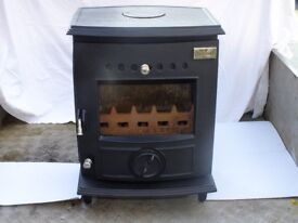 Blacksmith Anvil Multi Fuel Stove ( 6kw )