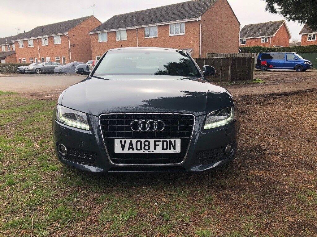 Audi A5 3.2litre V6 petrol