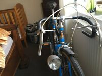 1979 classic raleigh olympus small framed racer! 140 ono