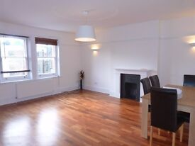 Newly refurbished three double bedroom apartment with two bathrooms