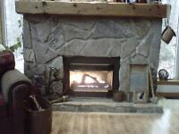 Certified Installs:WoodStoves,Wood&Gas Fireplace Inserts,Chimney